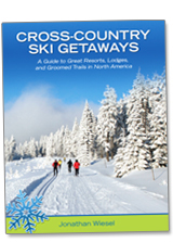 jonathan wiesel's cross-country ski getaways e-book